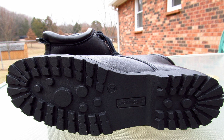 CROFT & BARROW RETREAT Ankle High Black Boots Unused Ladies sz 6 Med image 6