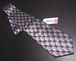 Tie murano silver   black new with tags 01 thumb155 crop