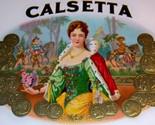 Calsetta cigar label 002 thumb155 crop