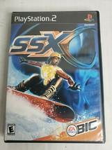 A5=SSX (Sony PlayStation 2, 2000) PS 2 EA Sports BIG - $10.15