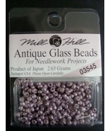 Mill Hill Antique Glass Beads for Needlework Pr... - $1.25