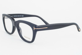 Tom Ford 5178 001 Shiny Black Eyeglasses TF5178 001 50mm - $391.02