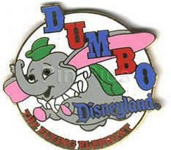 Disney Dumbo Elephant DL -1998 Attraction Ride Pin/Pins - $29.02