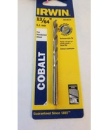 "IRWIN Cobalt High Speed Drill Bit 13/64"" 3016013 - $5.34"