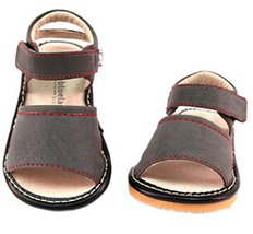 Toddler/Little Kids Boys Casual Outdoor Sandal Gray