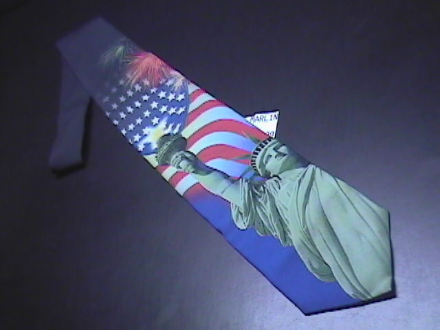 Tie ralph marlin liberty collage new with retail tag 01