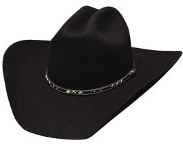 Bullhide High Noon 7X Wool Felt Traditional Western Cowboy Hat Cattleman... - $79.00