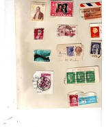 Stamps of the World -12 - $1.95