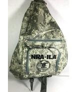 NRA-ILA Beige Camp Single Sling Backpack - $32.00