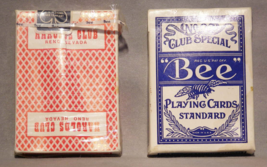 """Two Decks of Bee Playing Cards Used By """"Harolds Club Casino"""" - [sku#2022] - $19.99"""