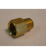 """Straight Adapter 1/8"""" PT to M10 - $1.98"""
