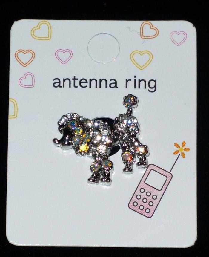 POODLE Cell Phone Antenna Ring Bonanza