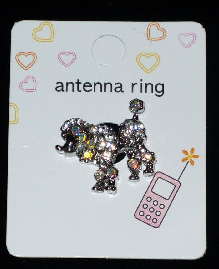 POODLE Cell Phone Antenna Ring