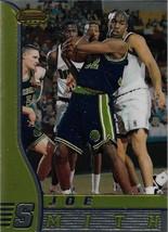Joe Smith Bowman's Best 96-97 #39 Golden State Warriors Chicago Bulls Cleveland - $0.15