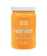 Modern Masters Never Fades Front Door Paint Optimistic Yellow 275277 1 Q... - $64.23