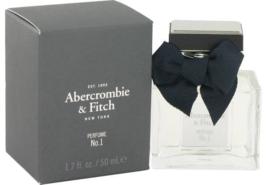 Abercrombie & Fitch No.1 Perfume 1.7 Oz Eau De Parfum Spray image 1