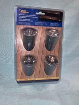 (4 PACK) Maine Ornamental Dekorators LED Solar Recessed Deck Dock Step L... - $15.88