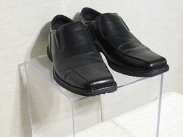 Men's Slip On Dress Shoes Unlisted A Kenneth Cole Production Size 11 Wide - $45.00+