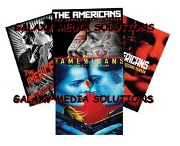 The americans season 1 4 dvd bundle thumb200