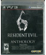 Resident Evil 6 (Sony PlayStation 3, 2012) Codes Have Been Used - $3.95