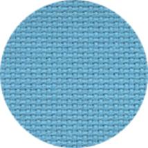 Riviera Aqua 28ct linen 9x13 cross stitch fabric Wichelt - $5.00