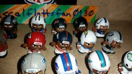 2017 NFL TEENYMATES SERIES 6 FOOTBALL - PICK YOUR FOOTBALL TEAM FIGURE NEW NEW!! image 5