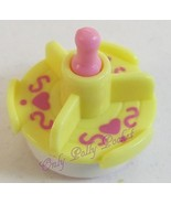 1992 Polly Pocket Babysitting Stamper Merry-Go-Round - $3.00