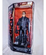 McFarlane Toys 12 Inch Deluxe Action Figure with Sound T850 Terminator A... - $108.90