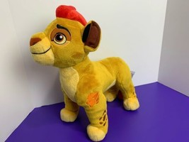 "Disney Store Authentic Lion Guard Kion Plush 13"" Tall Stuffed Animal Sim... - $23.75"