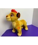 "Disney Store Authentic Lion Guard Kion Plush 13"" Tall Stuffed Animal Sim... - $23.75"