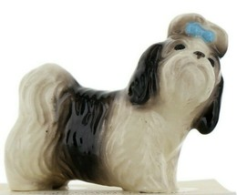 Shih Tzu Ceramic Dog Figurine - Miniatures by Hagen-Renaker, INC - $9.29