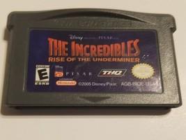 The Incredibles Gameboy Advance Game GBA nintendo Disney Pixar - $9.99