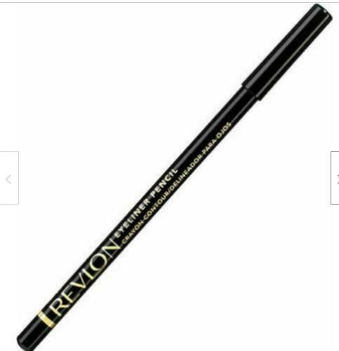 Primary image for Revlon Eyeliner Pencil 01 Black Sealed