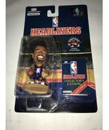 Damon Stoudamire NBA HEADLINERS Toronto Raptors ACTION FIGURE  1996  NIP - $2.90