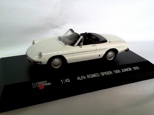 Alfa romeo spider 1300 junior 1970 white.1 1 2 1