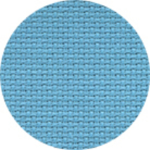 Riviera Aqua 32ct linen 36x55 (1yd) cross stitch fabric Wichelt - $73.80