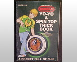 Yo yo and spin top  trick book thumb155 crop