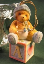 BABY'S FIRST CHRISTMAS ORNAMENT - BOY 118396 - $11.87