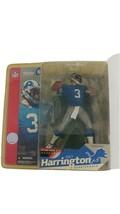 McFarlane - Joey Harrington 3 - Detroit Lions - NFL Series 6 - 2004 - New - $10.75
