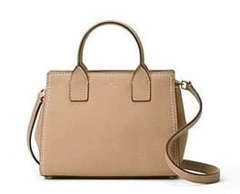 Kate Spade Dunne Lane Small Lake Leather Satchel - $369.37 CAD