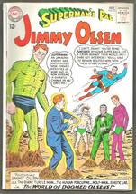 Superman's Pal JIMMY OLSEN #72 Silver Age 1st series and print DC COMICS 1963 - $37.62