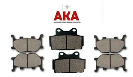 Full set of Front & Rear Brake Pads for Yamaha XJ600 S Diversion 1998 to 2003 - $34.87