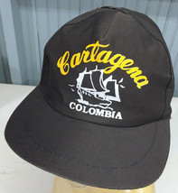 Cartagena Columbia Sailing Tourist Snapback Baseball Cap Hat - $18.17