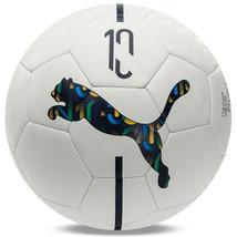 Puma Neymar Jr. Fan Ball Soccer Football White 08369101 Size 5 - $47.99