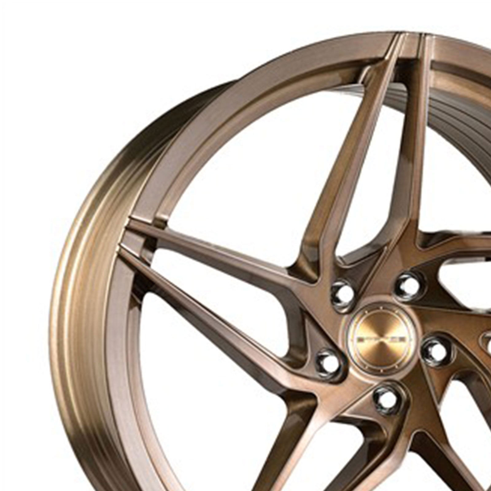 20 Quot Stance Sf04 Brush Bronze Wheels For Volkswagen Other