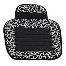 PANDA SUPERSTORE (Silver Leopard Print) Seat Cushions/General Car Cushion