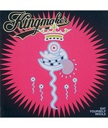 Eat Yourself Whole [Audio Cassette] Kingmaker - $4.84