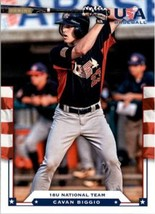 2012 Panini USA Baseball 18U National Team #26 Cavan Biggio NM-MT  - $7.99