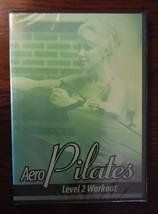 AeroPilates Level 2 Workout DVD, New Sealed, Stamina, 59 Full Body Exerc... - $47.84