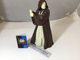 Stsr Wars Obi-Wan Kenobi Figurine Lucas Films Applause 1997 - $17.77